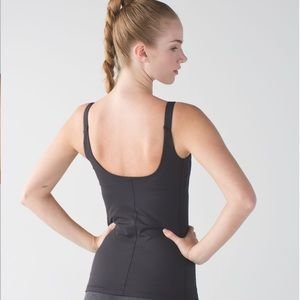 lululemon Barre None Tank